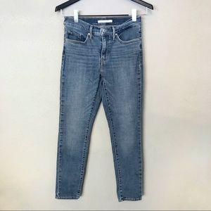 Levi's 311 Shaping Skinny Jeans Medium Wash